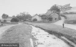 Downham, Brookside c.1965