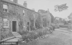 Downham, Cottages 1921