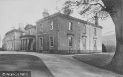 Downham, Downham Hall 1899