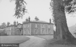 Downham, Downham Hall c.1960