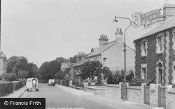 Bexwell Road c.1955, Downham Market