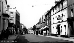 Bridge Street 1952, Downham Market