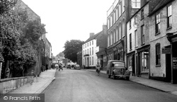 Bridge Street 1953, Downham Market