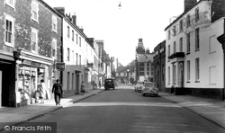 Bridge Street 1960, Downham Market