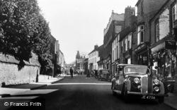 Bridge Street c.1950, Downham Market