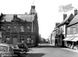 Bridge Street c.1960, Downham Market