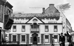 Castle Hotel c.1950, Downham Market