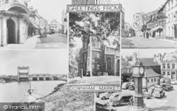 Composite c.1955, Downham Market