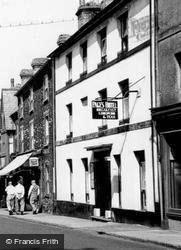 Page's Hotel, Bridge Street 1952, Downham Market