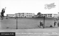 Secondary Modern School c.1960, Downham Market