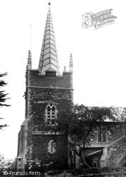 St Edmund's Church c.1965, Downham Market