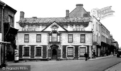 The Castle Hotel c.1955, Downham Market