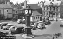 The Clock Tower 1952, Downham Market