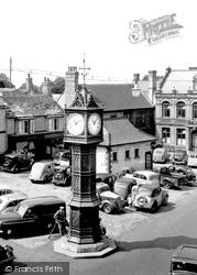The Clock Tower c.1955, Downham Market