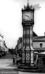 The Clock Tower c.1965, Downham Market