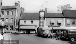 The Market c.1965, Downham Market