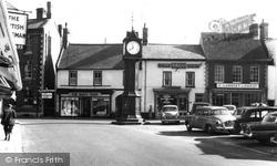 The Market Place 1960, Downham Market