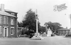 The Memorial c.1955, Downham Market