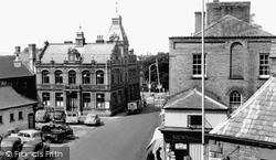 The Town Hall c.1955, Downham Market