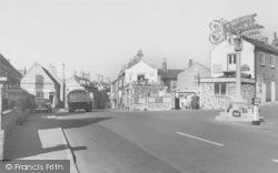 War Memorial c.1960, Downham Market