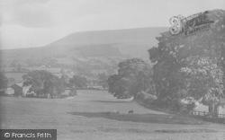 Downham, Pendle Hill 1921