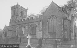 Downham, St Leonard's Church c.1960