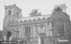 Downham, St Leonard's Church c.1965