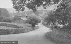 Downham, The Village c.1955
