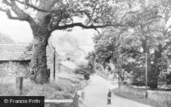 Downham, The Village c.1960