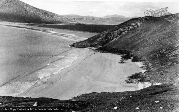 Photo of Downings, Trá Na Rosann Strand c.1960