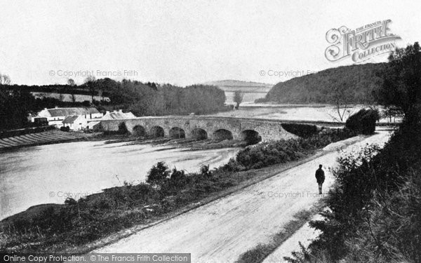 Photo of Downpatrick, The River Quoile c.1900