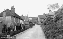 Downton, Lode Hill c.1955