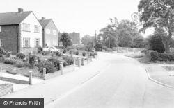 Drayton Bassett, Drayton Lane c.1965