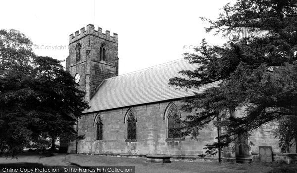 Photo of Drayton Bassett, St Peter's Church c.1965