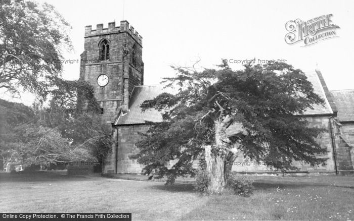 Photo of Drayton Bassett, St Peter's Church c.1965