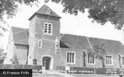 Drayton, Church Of The Resurrection c.1955