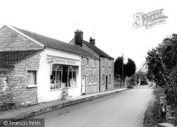 Drayton, Drayton Stores c.1960