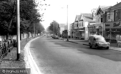 Drayton, Havant Road c.1965