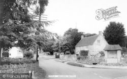 Drayton, Main Road c.1955