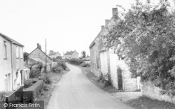 Drayton, Main Road c.1960