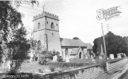 Drayton, St Catherine's Church c.1955