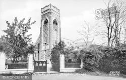 Drayton, St Colman's Catholic Church c.1955