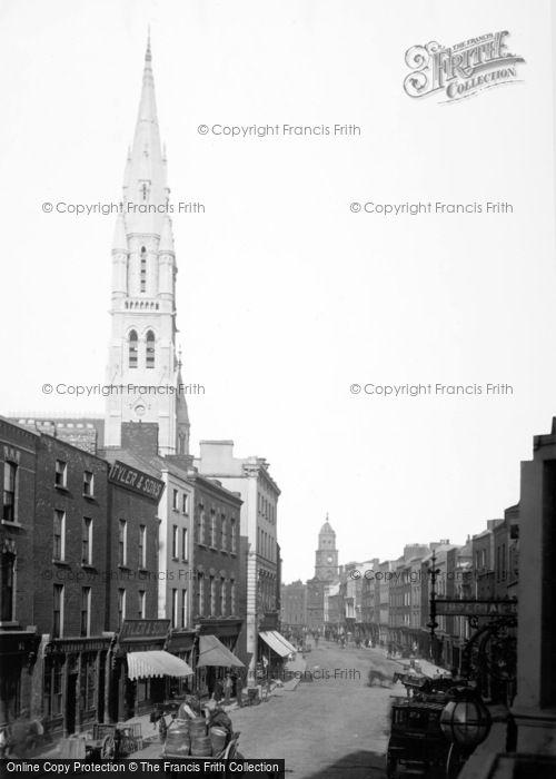Photo of Drogheda, West Street c.1900