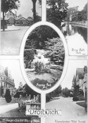 Droitwich Spa, Composite c.1935