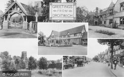 Droitwich Spa, Composite c.1950