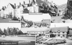 Droitwich Spa, Composite c.1960