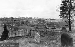 Droitwich Spa, From Dodderhill c.1950