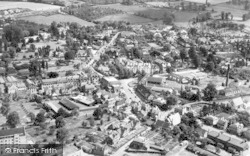 Droitwich Spa, From The Air c.1950