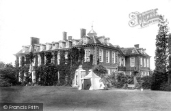 Droitwich Spa, Hanbury Hall 1907