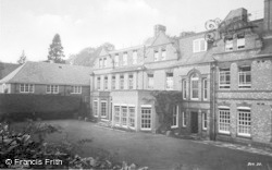 Droitwich Spa, Highfield Hospital c.1935